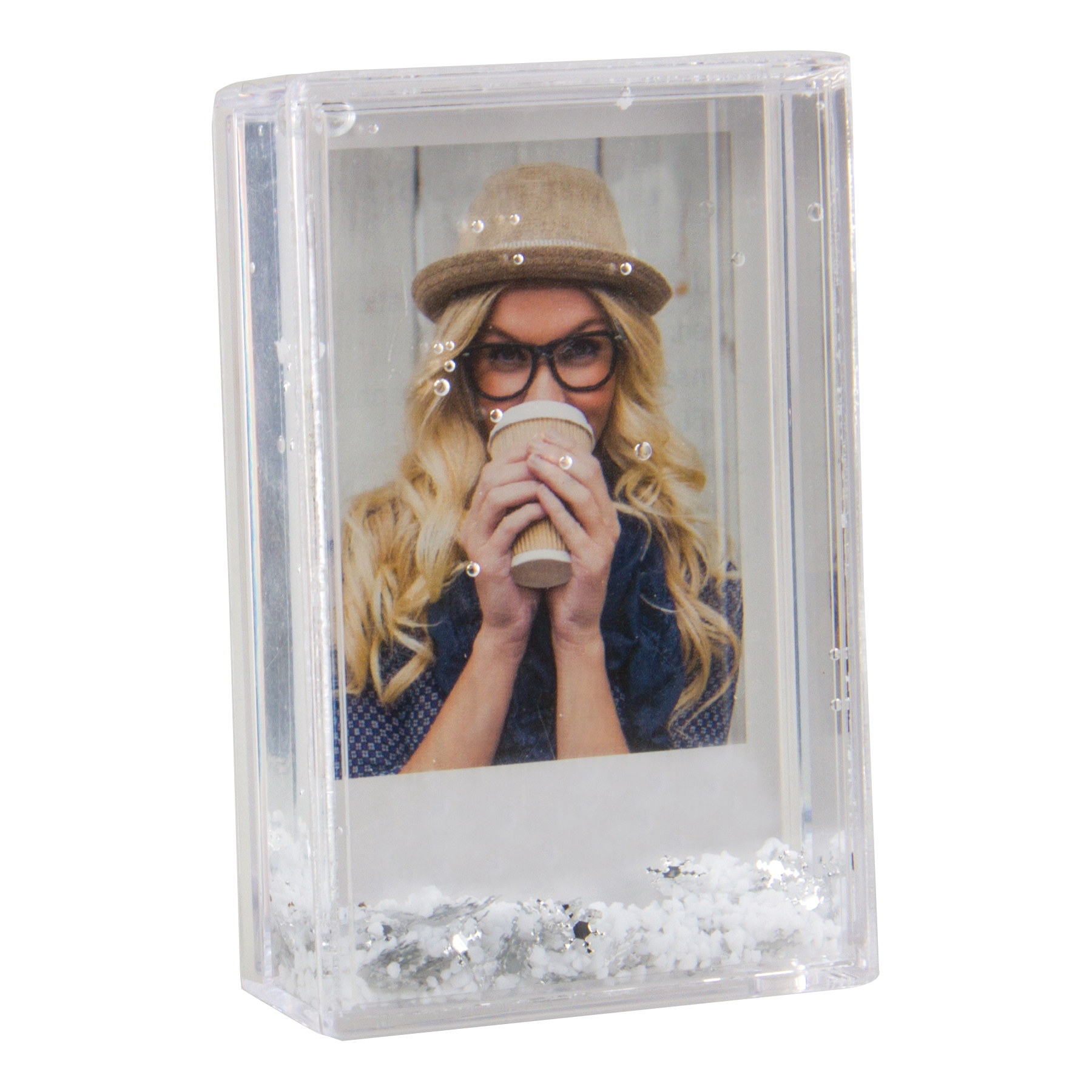 wholesale instax picture frames with snow for fujifilm neil enterprises. Black Bedroom Furniture Sets. Home Design Ideas