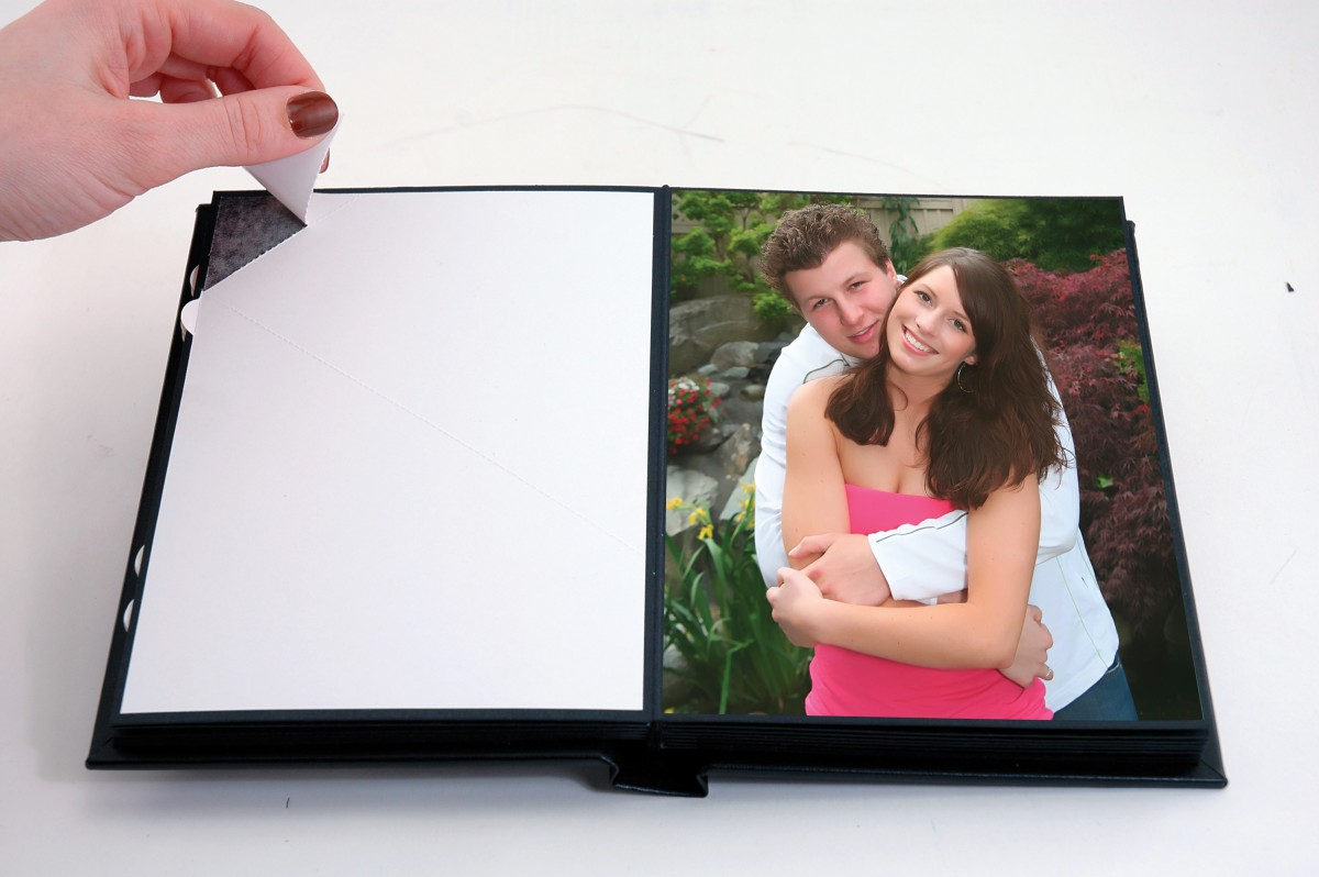 Wholesale Vertical Self Stick Photo Albums Neil