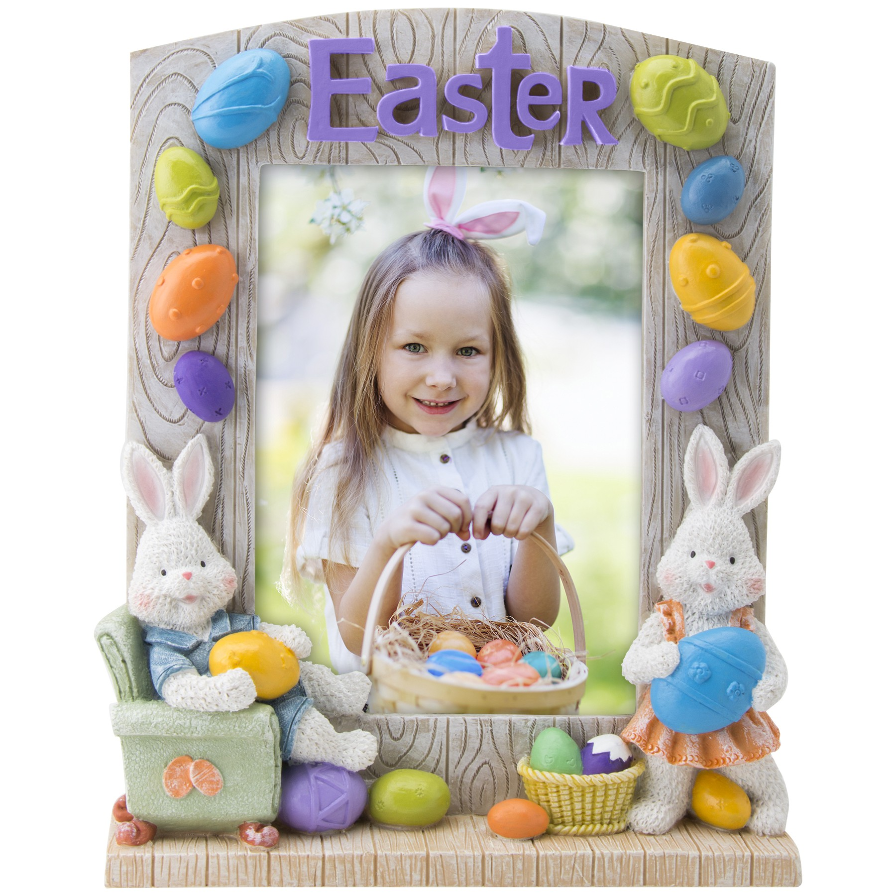 Wholesale 5x7 Easter Bunny Picture Frames Neil Enterprises