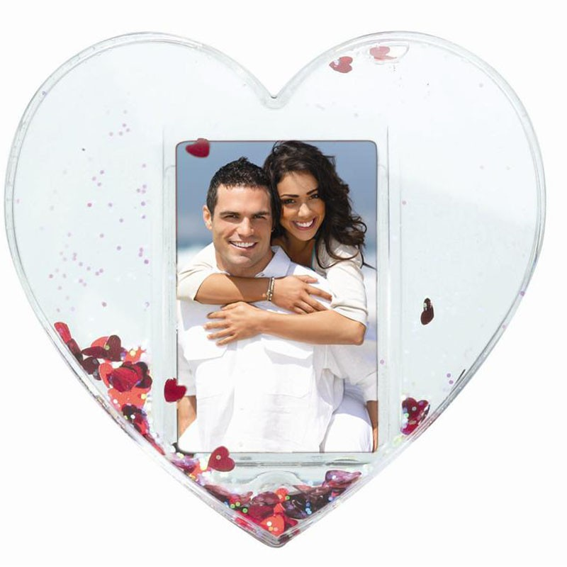 Holiday - Valentine\'s Day - Wholesale Heart Snow Globe | Neil ...
