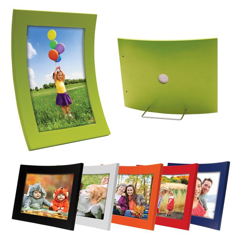 Wholesale Wood Picture Frames - Curved Color Wood Photo Frames ...