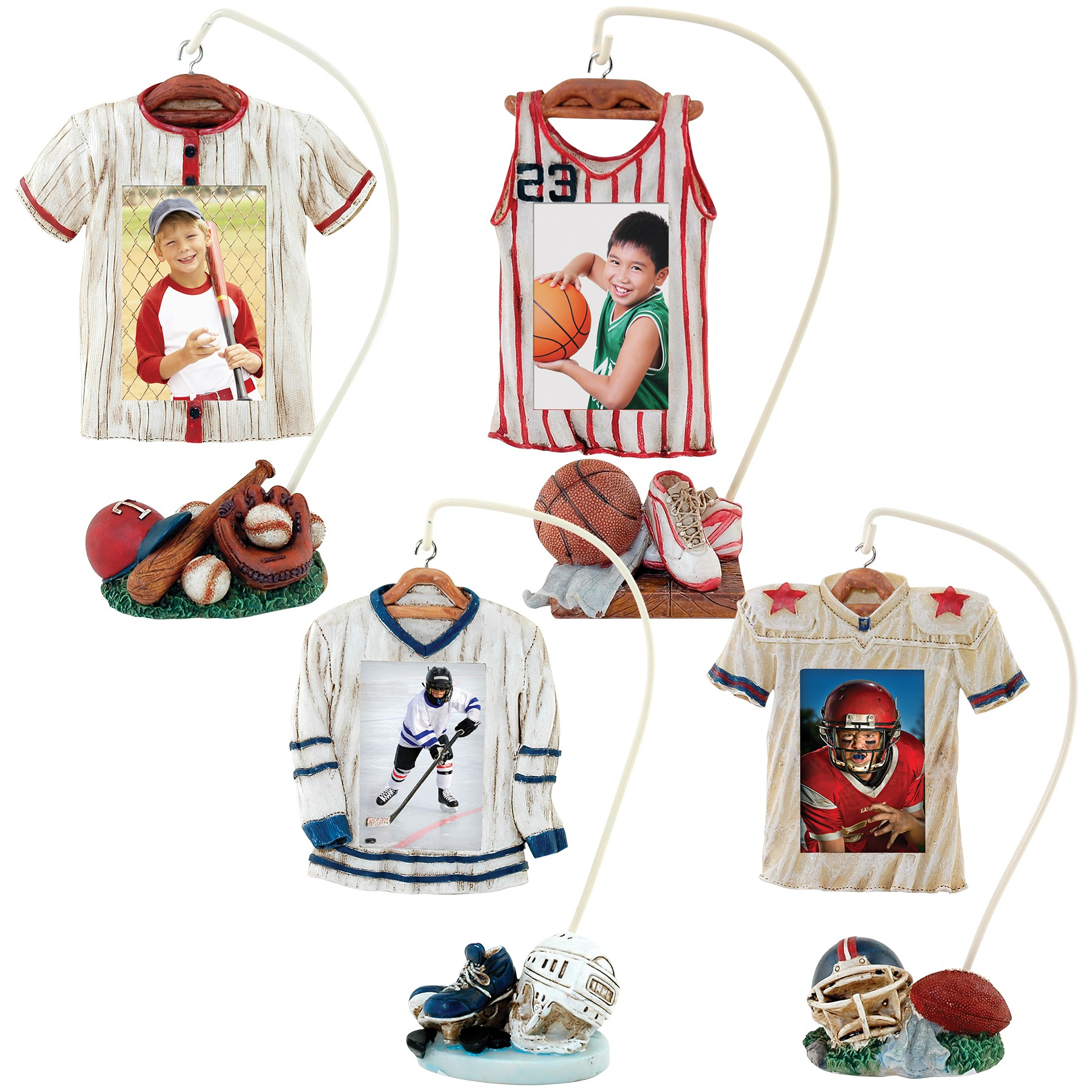 Wholesale Sports Jersey Picture Frames - Hanger Style - Neil ...
