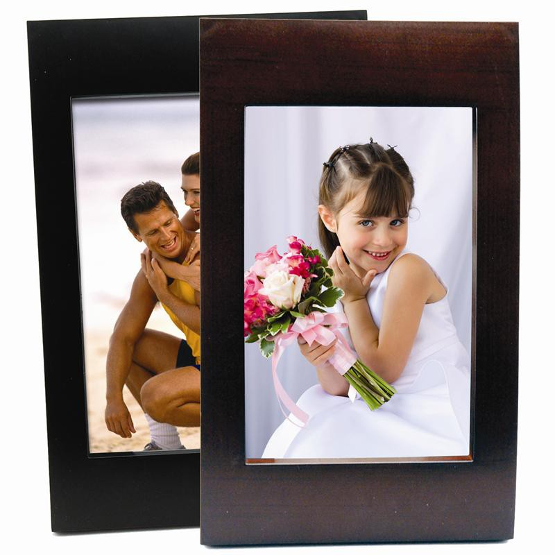 Wholesale 4x6 and 5x7 Curved Wood Picture Frames | Neil Enterprises