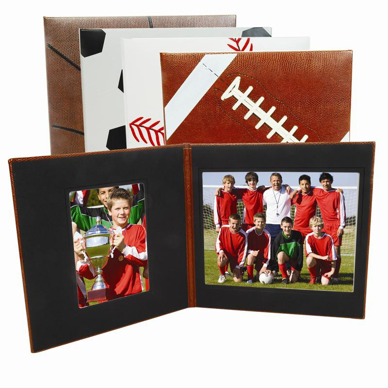 Deluxe Sports Photo Folios