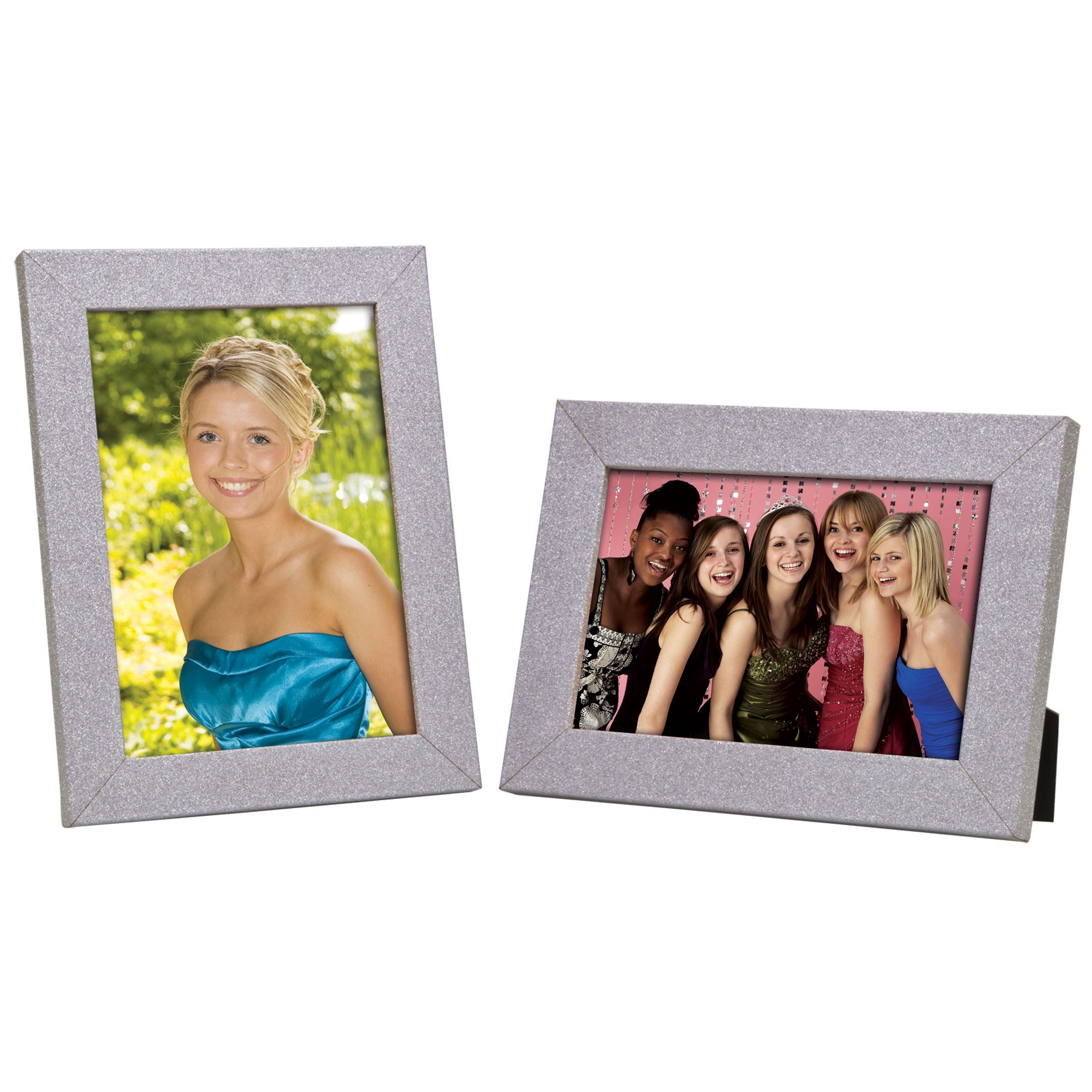 Wholesale sparkly shimmer 4x6 picture frame for special events wholesale sparkle shimmer 4x6 picture frames jeuxipadfo Images