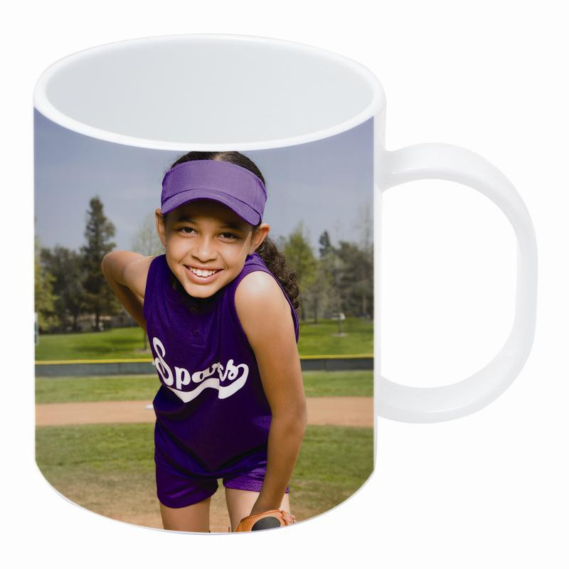 11 oz. Dye Sublimation Coffee Mug