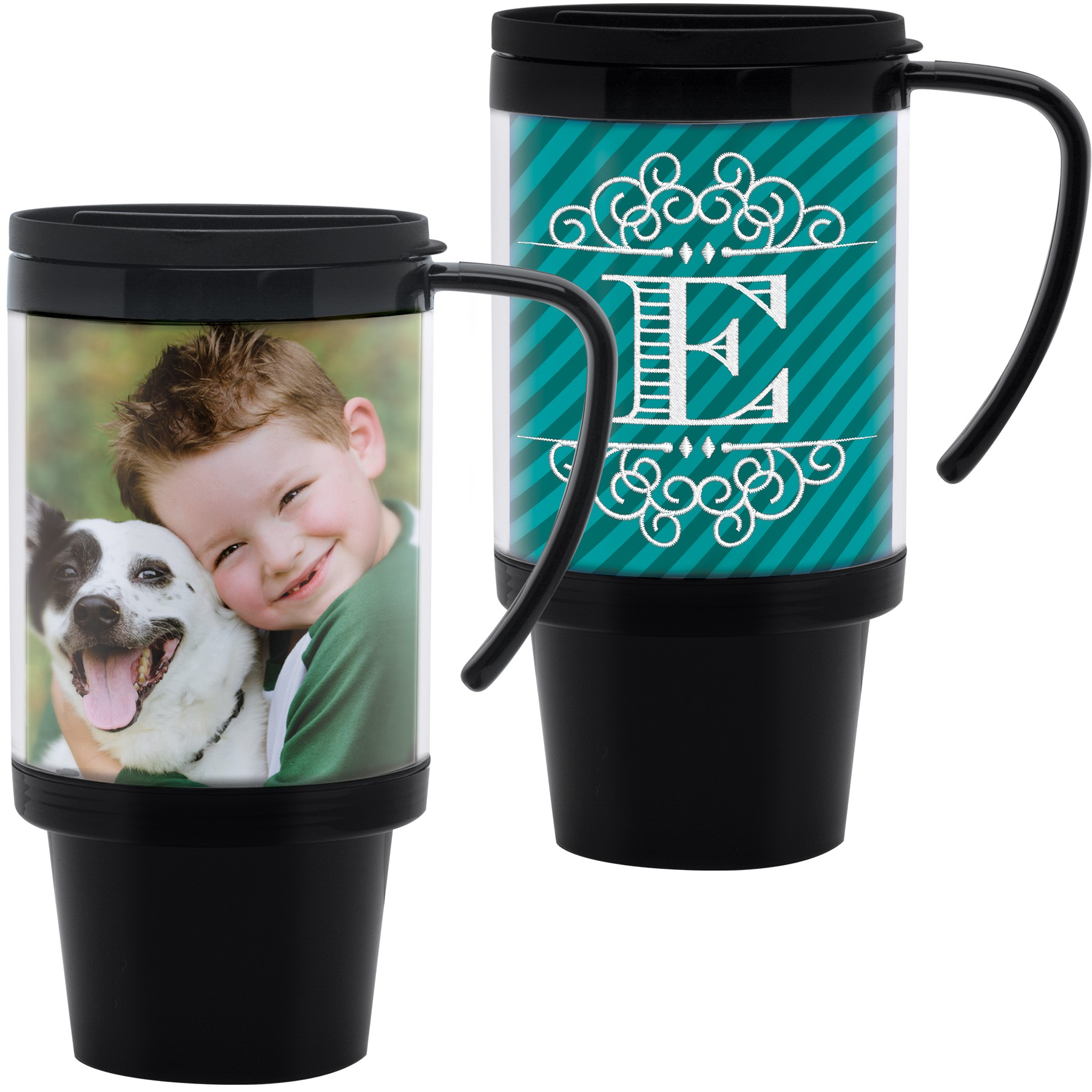 Photo travel mug template New York Pet Fashion Show - Mayor s Alliance for NYC s Animals