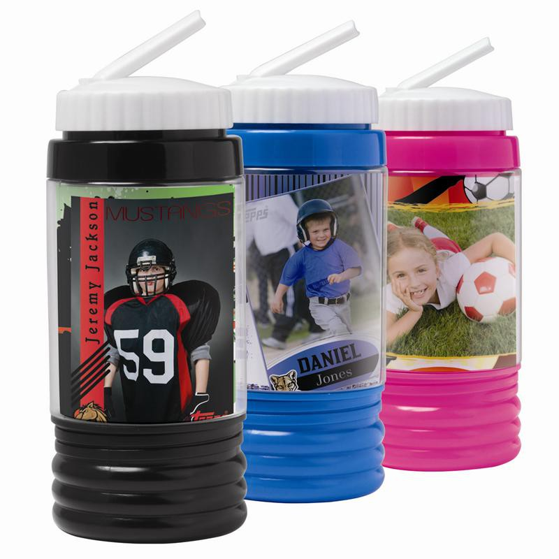15 oz. Sports Bottle
