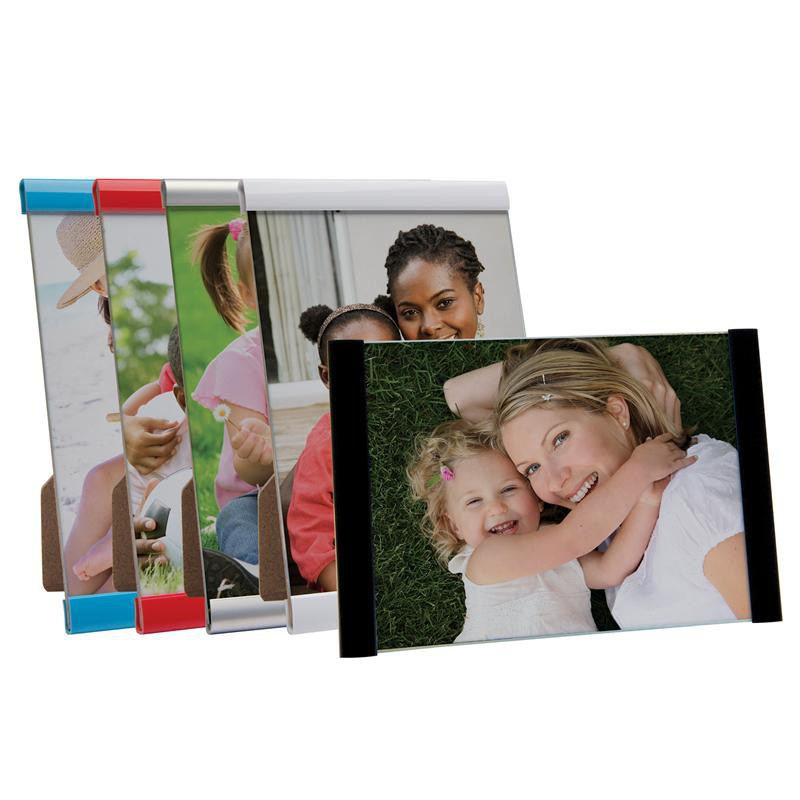 Wholesale Picture Frames - Color Clip Frames with Glass Cover and ...