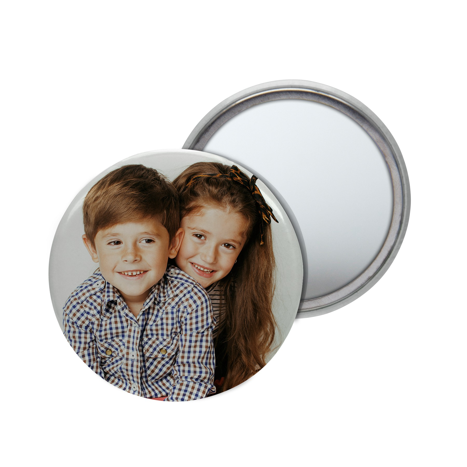 Wholesale mirror backing for Neil button machine