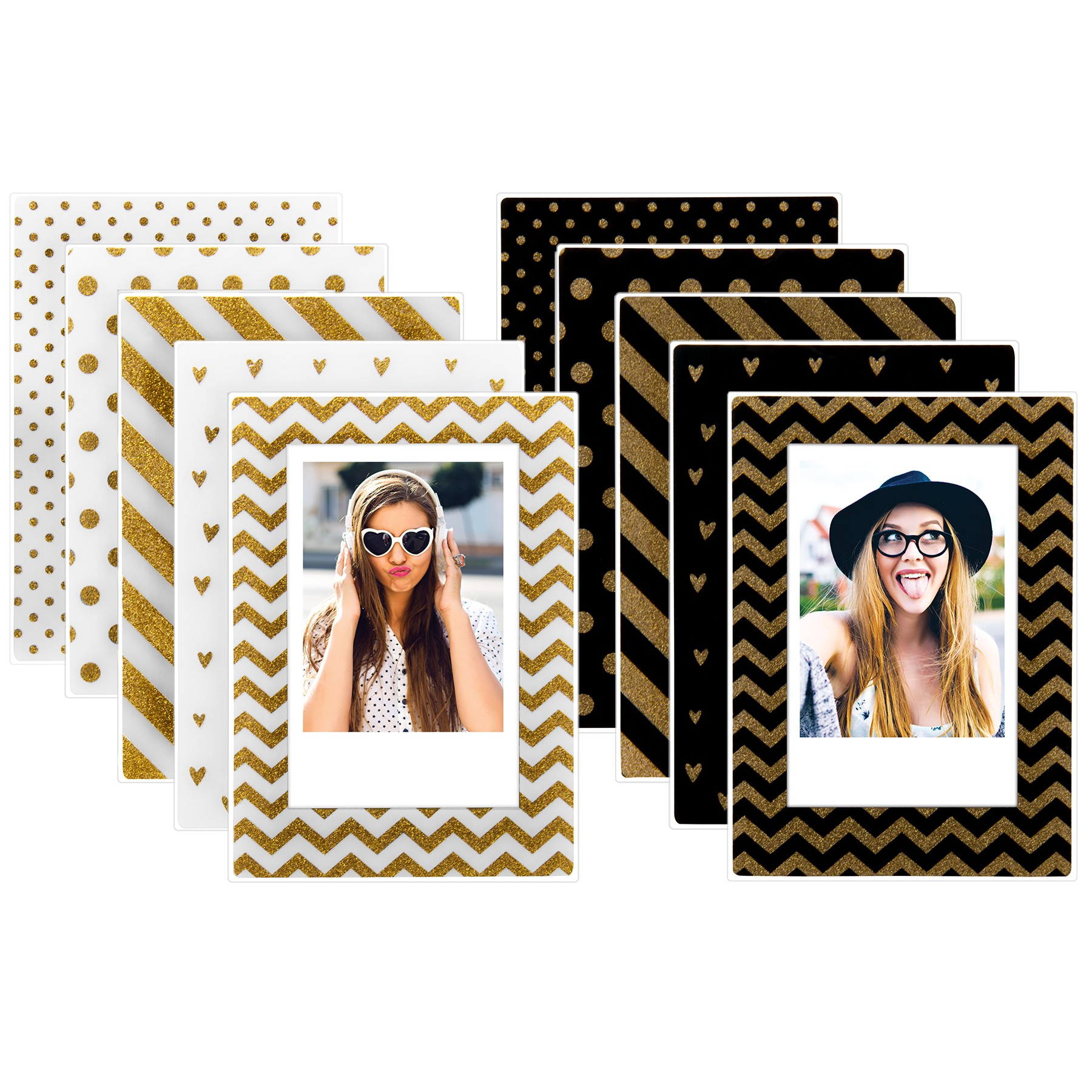Wholesale instax mini magnetic picture frames neil enterprises wholesale instax mini magnetic plastic picture frame 10 pack jeuxipadfo Gallery