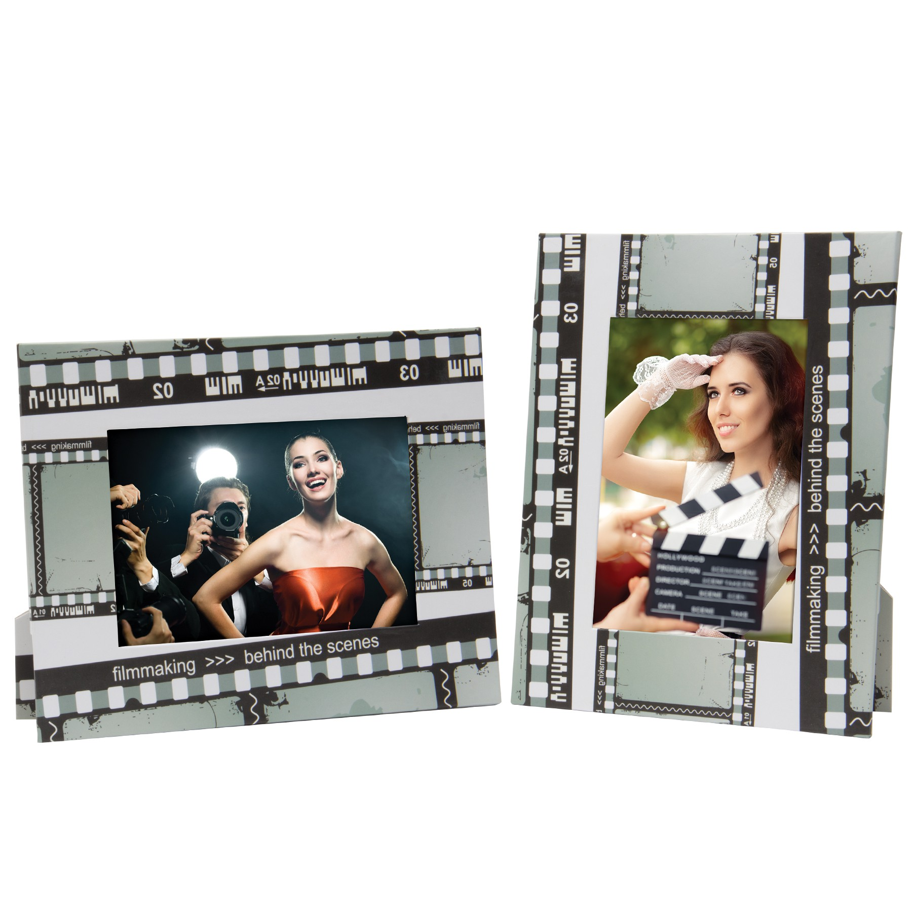 Film Strip Paper Picture Frame | Neil Enterprises