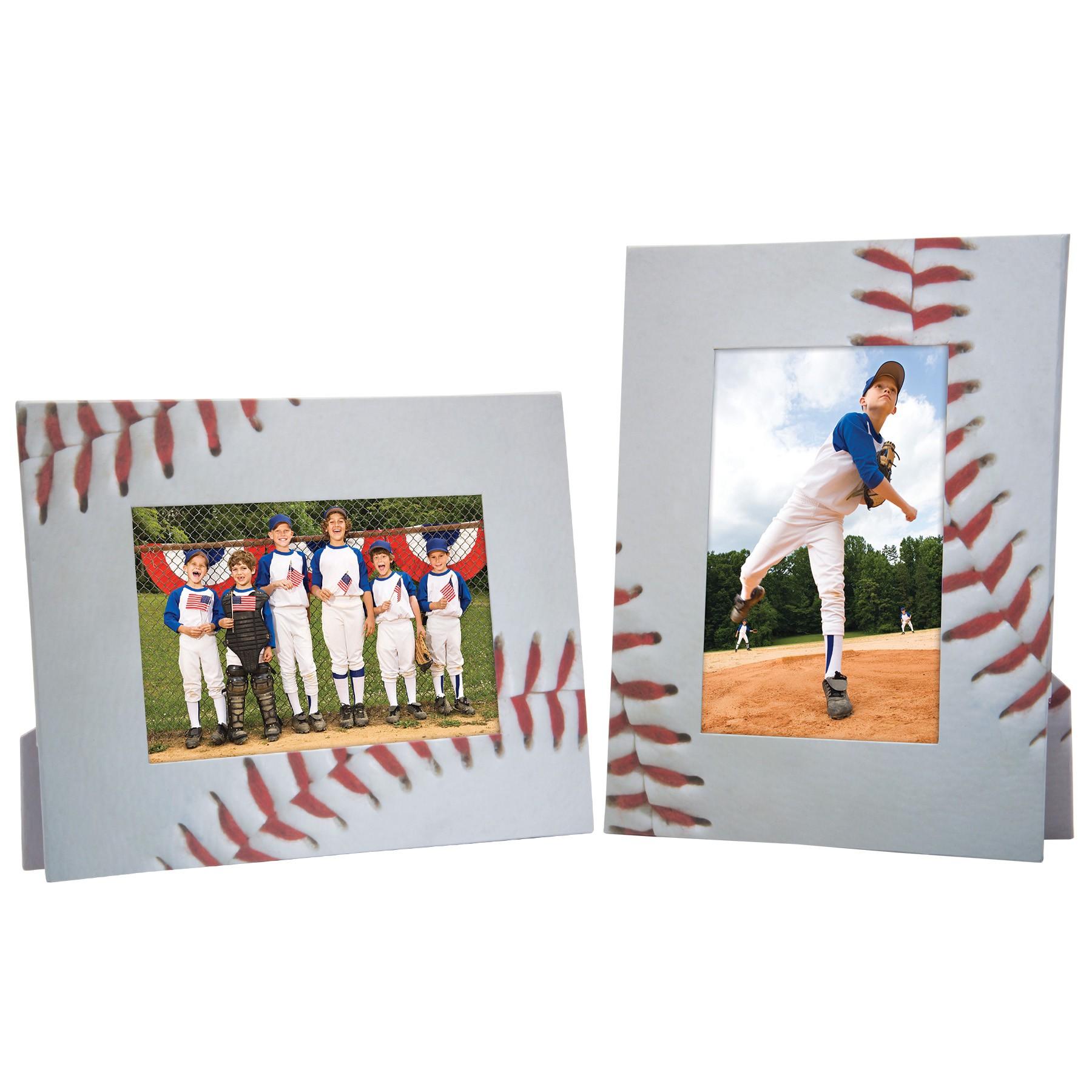 Wholesale Paper Picture Frames - Baseball Picture Frame | Neil ...