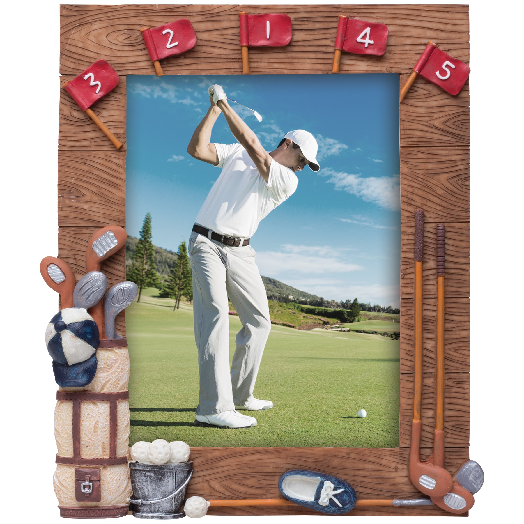 wholesale 5x7 golf picture frames