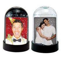 Wholesale Plastic Photo Snow Globes