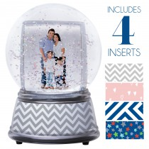 Wholesale DIY Create Your Own Photo Snow Globe