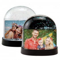 Wholesale Horizontal Photo Snow Globes