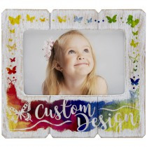 Wholesale Full Color Custom Wood Picture Frames