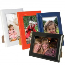 Plastic Color Plus Picture Frames