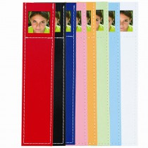 Leatherette Photo Bookmark