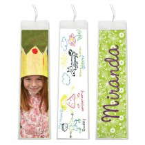 "2"" x 6"" Clear Bookmark Sleeve"