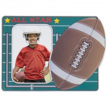 Football All Star Puff Picture Frame