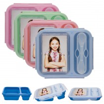 Wholesale Photo Lunch Boxes made out of silicone
