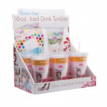 Wholesale Photo Tumblers retail display