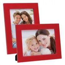 Red Promo Picture Frame