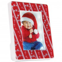 wholesale led Christmas winter 5x7 picture frame