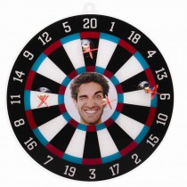 Photo Dart Board