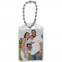 Promotional Photo Keychain