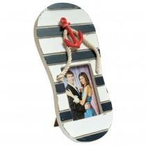 Nautical Sandal Picture Frame
