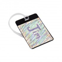 Make & Take Luggage Tag