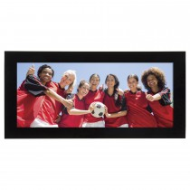 Wholesale Magnet Acrylic 14x6 Panoramic picture frame for special event photographers