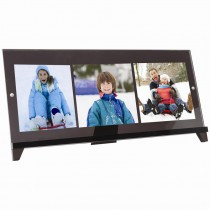 Black Horizontal Frame