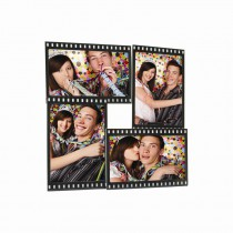 Wholesale 4 Photo Filmstrip Picture Frame