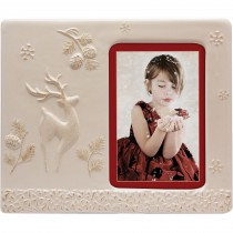 Wholesale Ceramic Reindeer Photo Frames