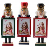 Assorted Nutcracker Picture Frames