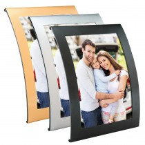 Steel Curved Picture Frame