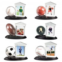 Sports Ball Photo Trophies