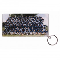 Panoramic Photo Keychain