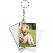 Assorted Photo Flashlight Keychains - 24 Pack