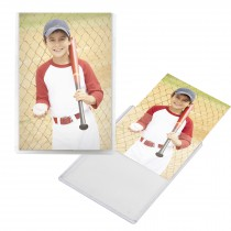 "3.5"" x 5"" Plastic Photo Pockets"