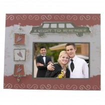 Night to Remember Scrapbook Picture Frame