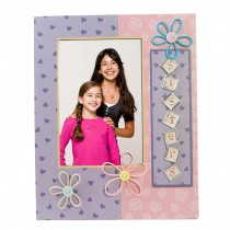 Sisters Scrapbook Picture Frame