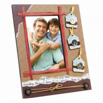 Dad Scrapbook Picture Frame
