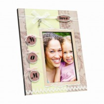 Mom Scrapbook Picture Frame