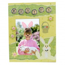 Easter Scrapbook Picture Frame