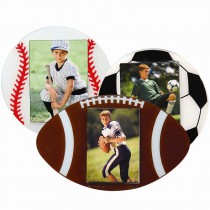 Sporty Magnet Picture Frames